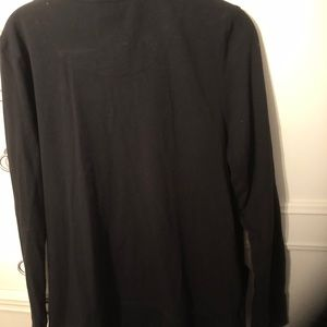 Black active wear jacket in great condition